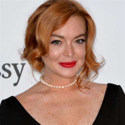Lindsay Lohan Knows Why She Can't Get A Shot At Playing ...