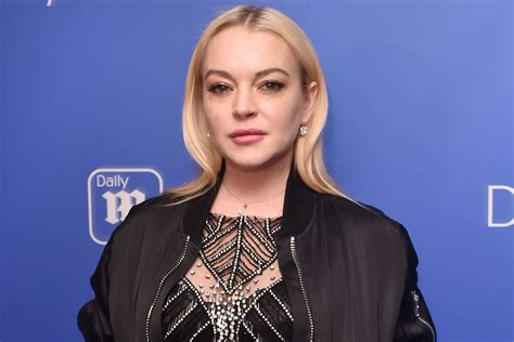 Lindsay Lohan: My Troubled Past Is 'Dead,' 'Stop Bringing ...