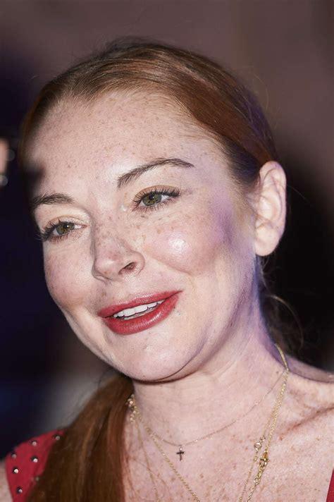 Lindsay Lohan: Presentation Jorge Vazquez Spring-Summer ...