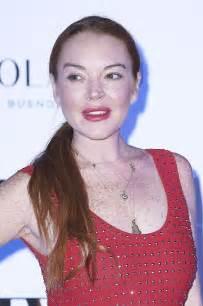 Lindsay Lohan - Presentation Jorge Vazquez Spring-Summer ...