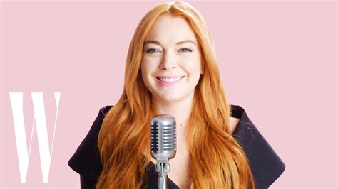 Lindsay Lohan Reenacts Your Favorite 'Mean Girls' Lines ...