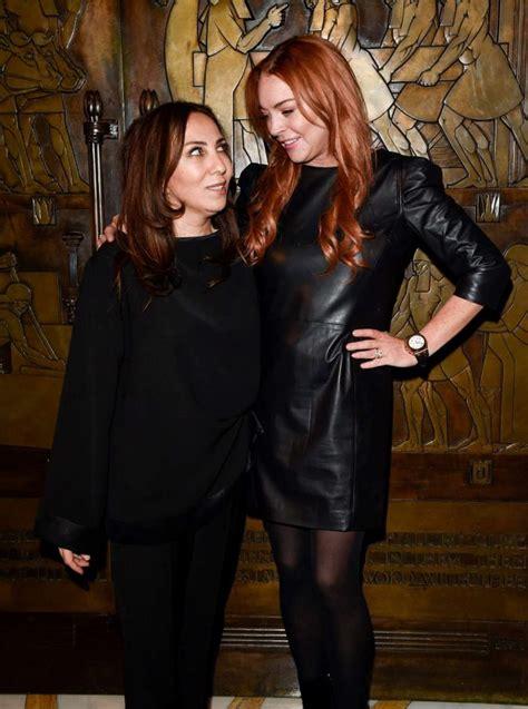 Lindsay Lohan: Zeyneps Fashion Show 2018 in London -14 ...