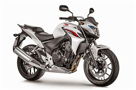 Linha 2015: Honda atualiza os modelos da família 500cc ...
