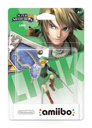 Link amiibo Figure for Nintendo 3DS | GameStop