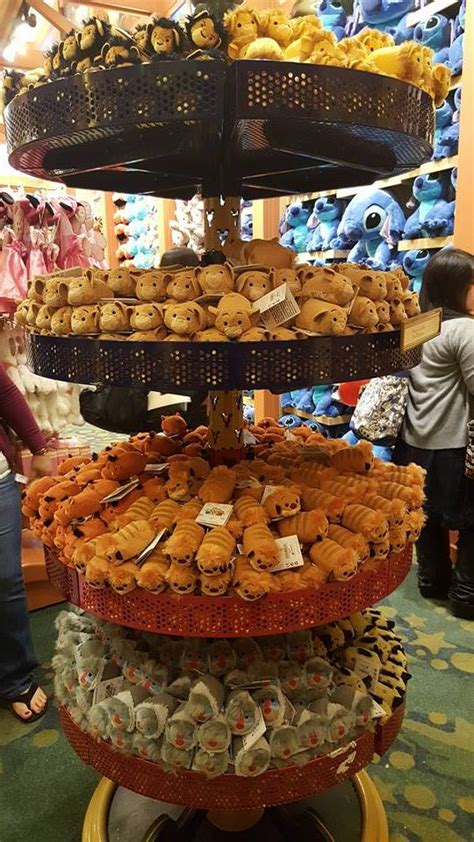 Lion King Tsum Tsum Collection Released at Disneyland ...