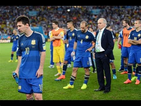 Lionel Messi vs Germany (World Cup Final 2014) HD 1080i by ...