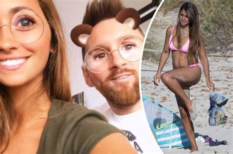 Lionel Messi wife: Instagram left in stitches with VERY ...