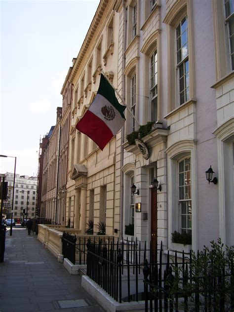List of diplomatic missions of Mexico