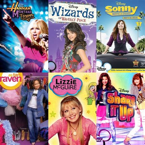 List Of Disney Channel Series Disney Channel Wiki ...