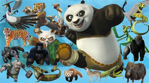 List Of Kung Fu Panda Characters Wikipedia | Autos Post