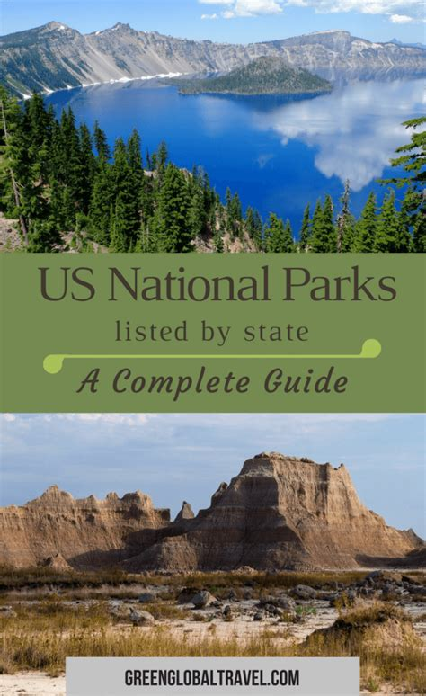 List of National Parks By State (An Epic Guide to