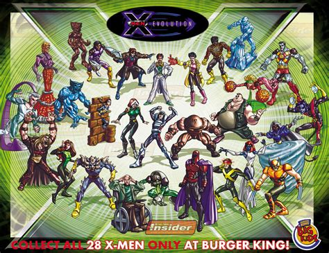 List of X-Men: Evolution characters