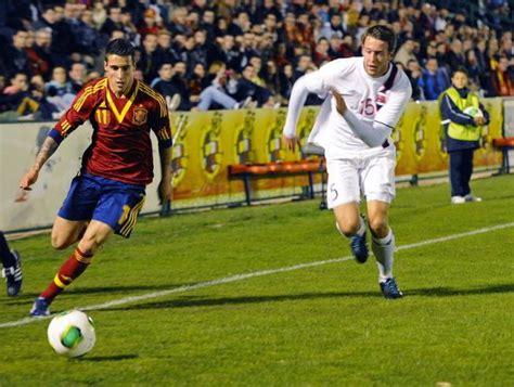 Lista de convocados de España para jugar en Ecuador