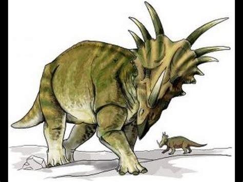 Lista de Dinosaurios con cuernos en la cabeza ...