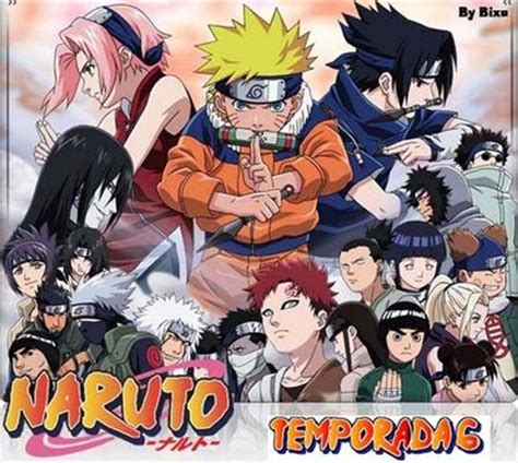 Lista de Episodios de Naruto + rellenos