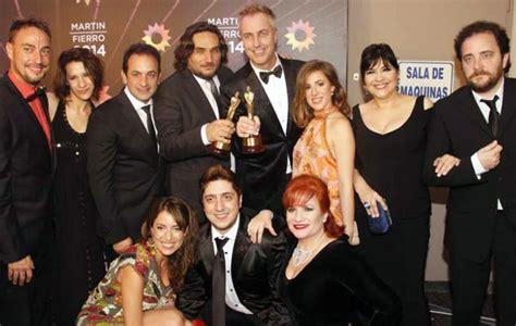 Lista de Ganadores Martín Fierro 2014 | Roberto Ramasso ...