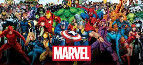 Lista de Los mejores Superhéroes de Marvel