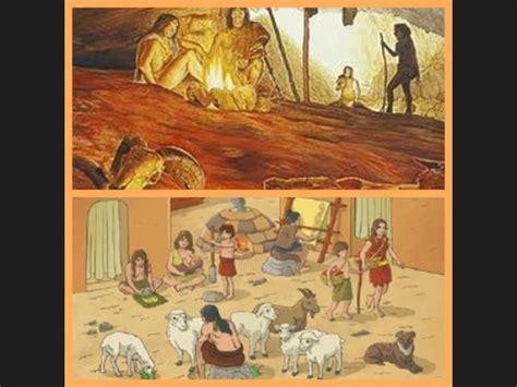 Lista: La Prehistoria
