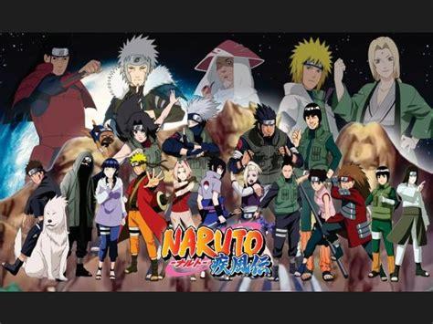 Lista: Los mejores personajes de Naruto Shippuden