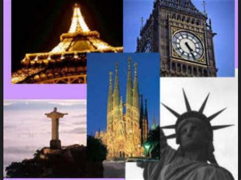 Lista: Los monumentos más importantes del mundo