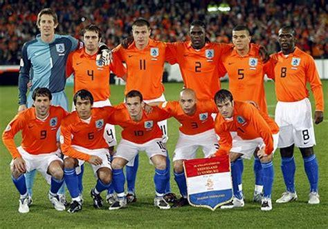 Lista provisional de jugadores de Holanda para la Eurocopa ...