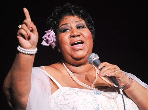 Listen to Aretha Franklin Cover Adele s  Rolling in the ...