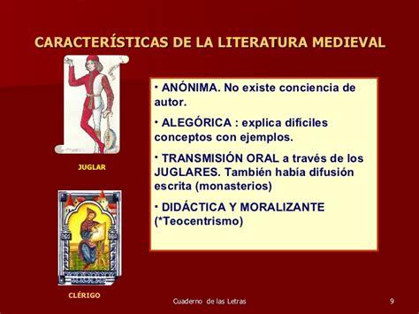 Literatura Española Edad Media // http ...