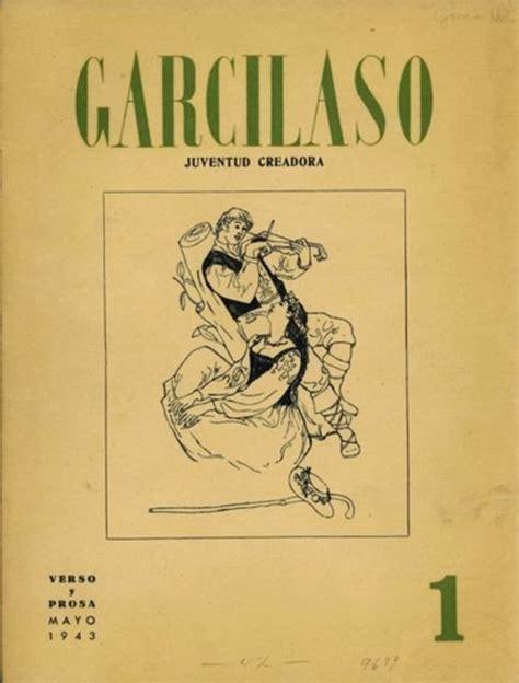 Literatura y Periodismo: Revistas literarias de posguerra