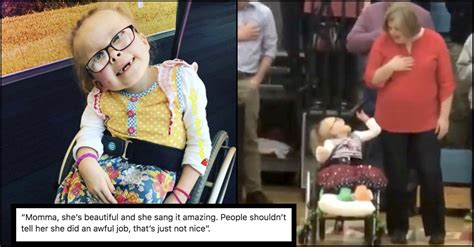 Little Girl Sings National Anthem And Teaches Adults ...