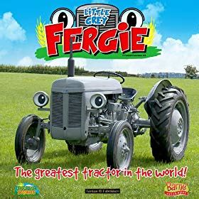 Little Grey Fergie - The greatest tractor in the world ...