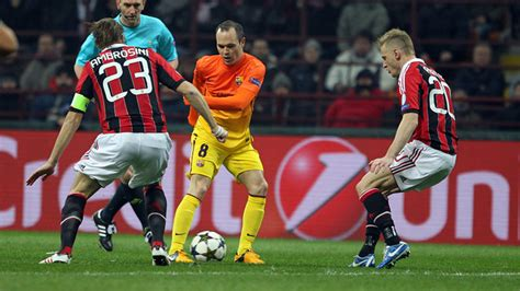Live! All the details on FC Barcelona vs AC Milan   FC ...