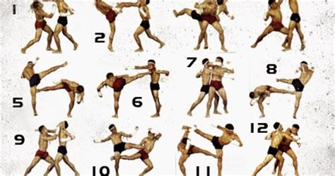 LIVE Kickboxing: 10 técnicas más temidas, efectivas y ...
