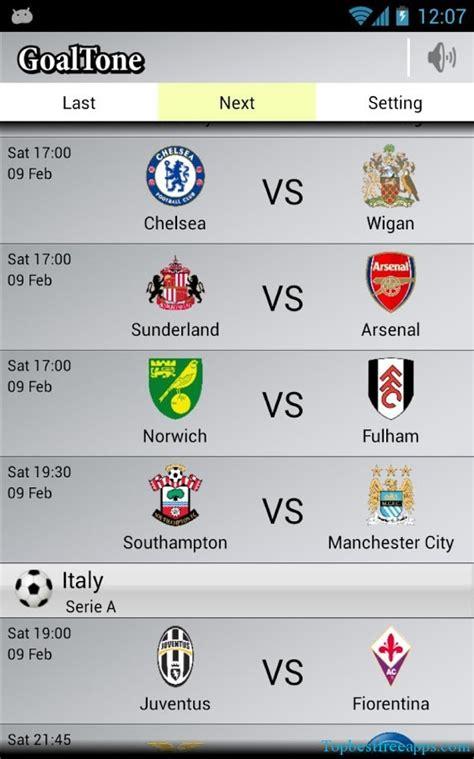 Live Soccer Match Score