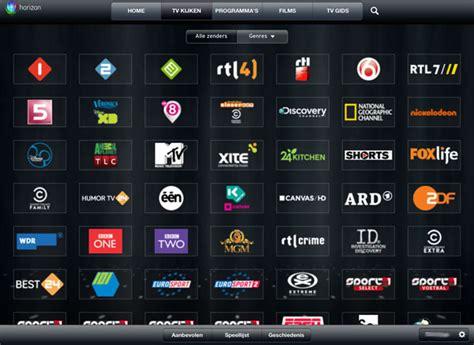 Live tv kijken op je tablet: de mogelijkheden per provider ...