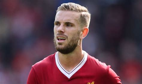 Liverpool v Arsenal: Jordan Henderson lauds attackers ...