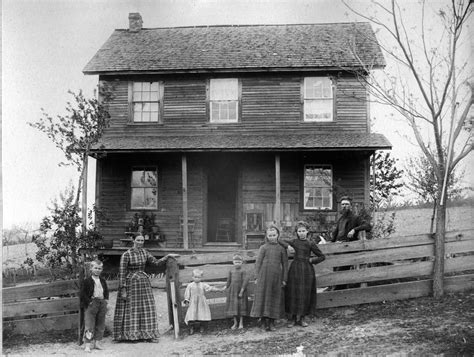 Living Stingy: The Myth of the Family Homestead
