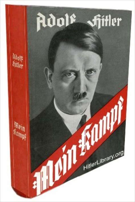 """Livrarias Curitiba não irão vender """"Mein Kampf"""", o livro ..."""