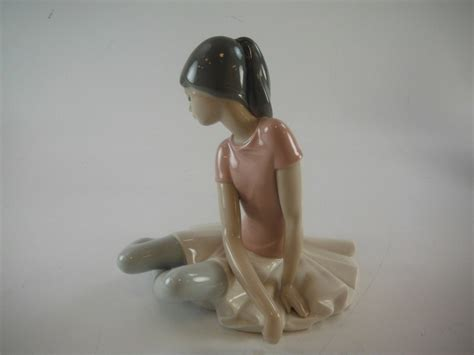 Lladro Daisa 1978  SHELLY, Ballerina  #1357 RARE & RETIRED ...
