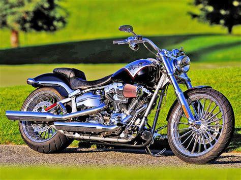 Llega a Chile la nueva CVO Breakout de Harley Davidson ...