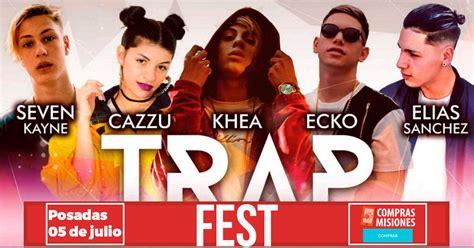 Llega a Posadas el festival de música trap más grande del ...