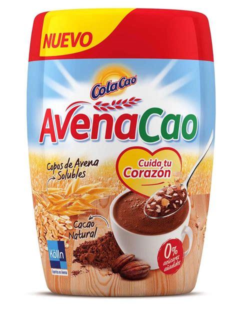 Llega AvenaCao, un innovador desayuno con copos de avena ...