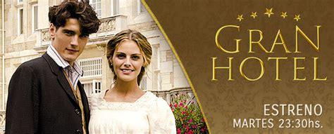 Llega la serie  Gran Hotel  a Teledoce   Somos Tele ...