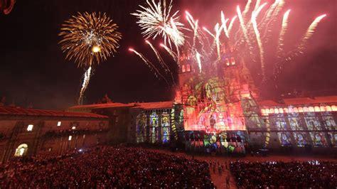 Llegan las grandes fiestas de Galicia