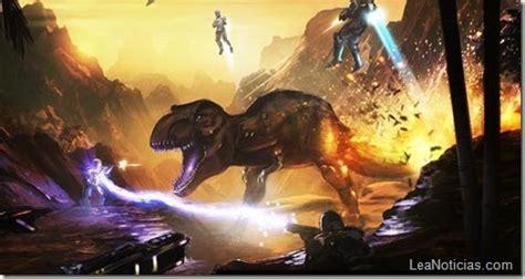 Llegan los dinosaurios al Xbox 720 y al PS4   LeaNoticias.com