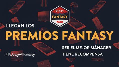 Llegan los premios a LaLiga Fantasy Marca | Noticias ...