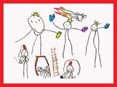 ¡Llegó el monigote! La figura humana en el dibujo infantil