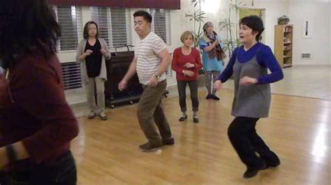 Lluvia   Salsa Line Dance   YouTube
