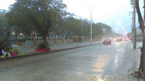 Lluvias y tormentas eléctricas en Santa Marta EL ...