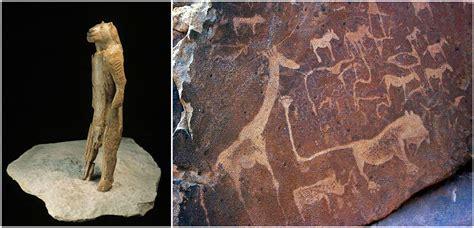Lo intangible del arte paleolítico | Hombre en camino