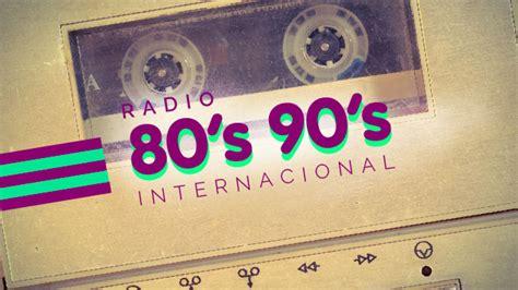 Lo mejor de los 80 s y 90 s internacional suenan en una ...